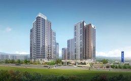 GS건설, '홍성자이' 견본주택 오픈… 총 483가구 분양 돌입