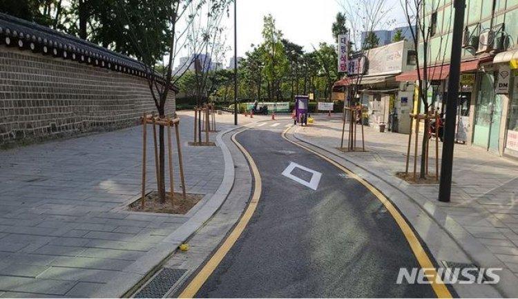 '낙원상가~창덕궁~종묘' 걷고싶은 거리로…역사 담은 보행길