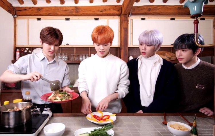 아이돌과 궁중떡볶이 먹고 '랜선 한국 여행' 떠나볼까!