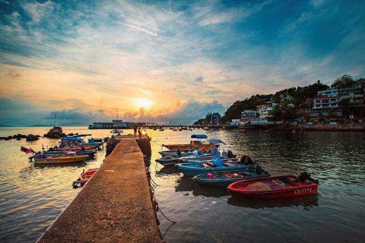 도시와 다른 삶의 속도, 홍콩으로 떠난 섬 여행