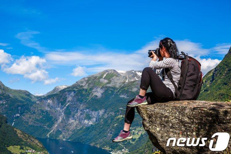 한국 여행객, 전 세계서 가장 많이 '혼행' 즐긴다