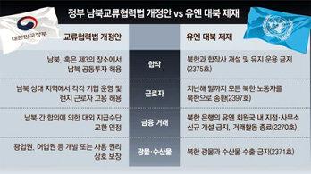"""[단독]주식-부동산 시장도 北접근 허용… <br>정부 """"당장 어렵다는건 알아"""""""