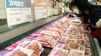 """농식품부 """"돼지고기 가격 크게 올라…올 하반기 하락"""""""