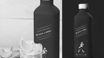200년 역사 조니 워커 위스키, 내년부터 종이 병에 담아 판매