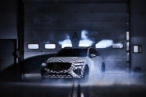 제네시스 GV70 출시 임박… '지-매트릭스' 입고 신차 점검