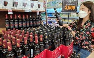 3900원 와인 40만병 한달만에 다 팔렸네