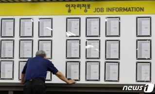 9월 취업자 수, 4개월 만에 최대폭 감소…'쉬었음' 241만 사상 최대
