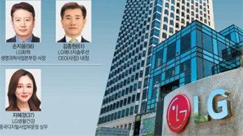 LG '안정속 혁신'<br> 실적낸 CEO 유임, 미래인재 발탁