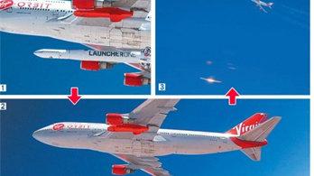 로켓 발사 '육해공 시대' 활짝… 항공기로 날리고 배 위서 쏜다