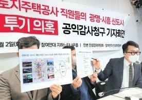 """""""LH직원들, 58억 대출받아 땅 매입… 개발확신 없었다면 못할일"""""""