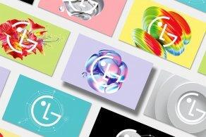 젊은 LG… 심벌마크에 생동감 더해, 현대적 재해석한 이미지 7개 공개