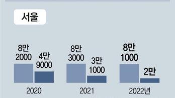 """정부 """"서울 매년 10만채 공급""""…다세대-임대 끌어모아 '과대포장'"""