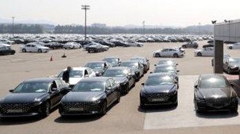 올 상반기 가장 많이 팔린 車 '그랜저'…2위는?