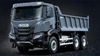 이베코코리아, 대형 카고·덤프 트럭 2종 10월 출시