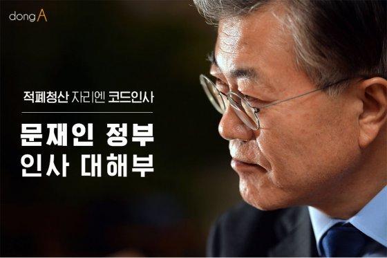 [카드뉴스] 적폐청산 자리엔 코드인사…문재인 정부 인사 대해부