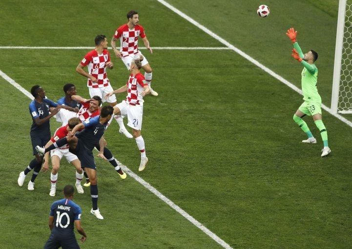 프랑스, 20년만에 월드컵 제패