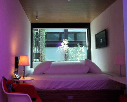침대 하나로 채운 호텔방 유럽이 반한 비결은 뉴스 동아닷컴