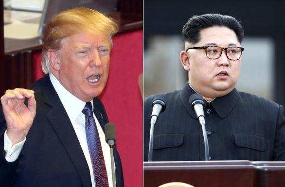 """北 """"트럼프, 김정은에 친서…김정은, 훌륭한 내용에 만족"""""""