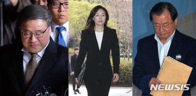 '세월호 조사 방해' 이병기·조윤선, 집행유예…안종범, 무죄