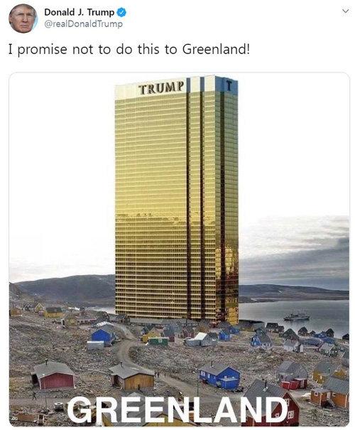 트럼프 그린란드에 대한 이미지 검색결과