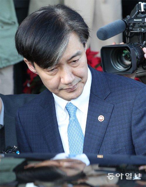 조국, 법무부-서울대서 이달 월급 1100만원