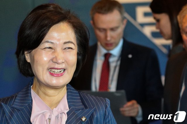 조국 이어 檢개혁 완수 특명…법무장관 후보자 추미애는 누구?