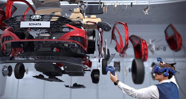 아이언맨 슈트 만들듯… 현대기아차 가상현실서 신차 설계-검증