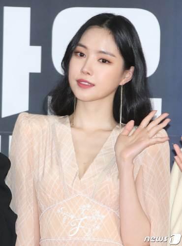 """에이핑크 손나은 '가요대축제' 무대 강제종료에 """"속상…공평했으면 ..."""
