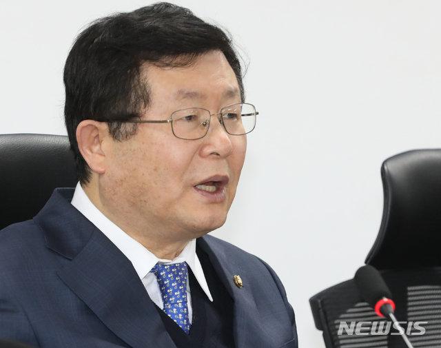 """설훈, '北 개별관광 제동' 해리스 美대사 향해 """"내정간섭"""""""
