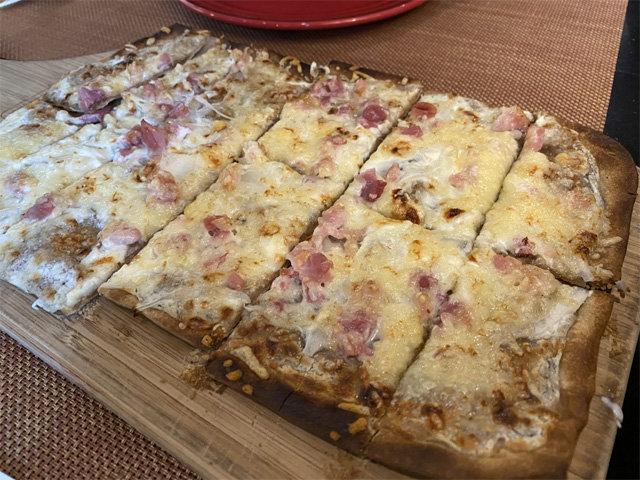 [와인쟁이 이상황의 오늘 뭐 먹지?]프랑스 지방의 소박한 음식, 타르트 플랑베