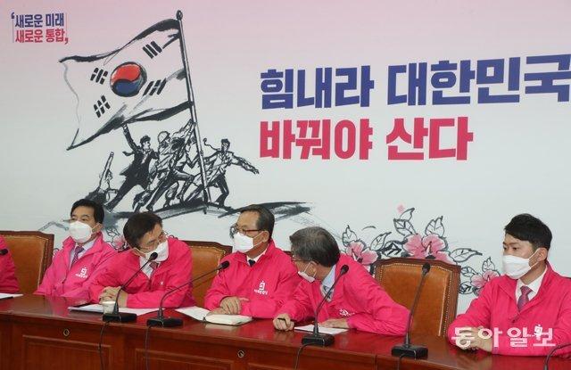 통합당도 추가 이적… 한국당 현역 22명 될듯