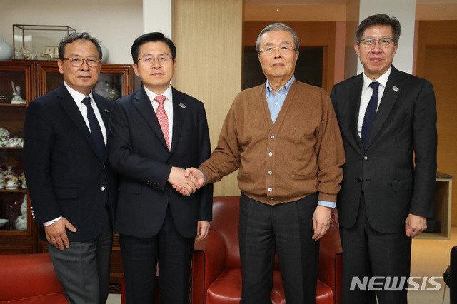 통합당, 김종인 선거대책위원장 영입…29일부터 업무 시작