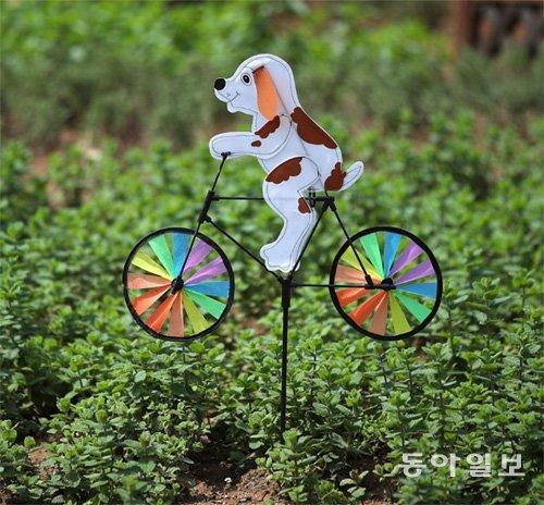 바람개비 자전거[고양이 눈]