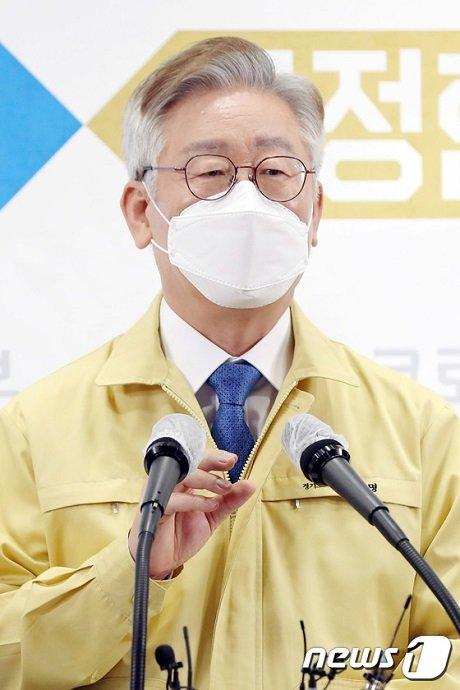 """이재명 """"국민 1인당 20만원씩 2차 재난지원금 지급해야"""" : 뉴스 : 동아닷컴"""