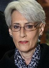 '北-이란 핵 전문' 셔먼, 美 국무부 2인자로