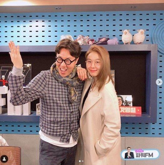 """옥주현 김영철 만났다…""""'캠핑클럽' 시즌2 바라고 있다"""""""