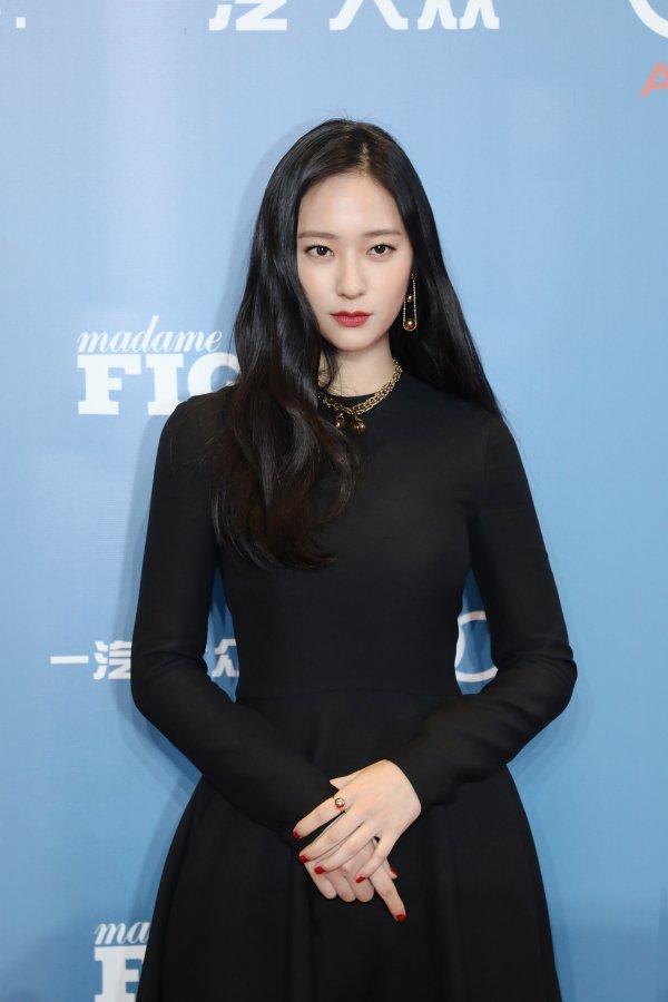 크리스탈, 中 유명 패션 시상식에서 '아시아 스타일 어워드' 수상