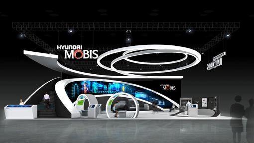 현대모비스 'CES 2020'서, 도심형 모빌리티 컨셉 '엠비전 에스' 공개