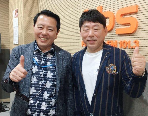 작사의 신 이건우, TBS '허리케인 라디오'서 영탁에 러브콜