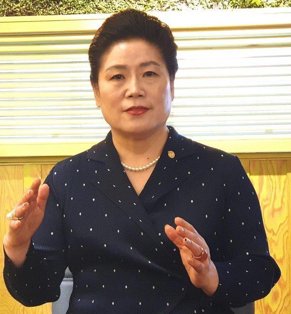 (사)자평사행부 서승희 총재