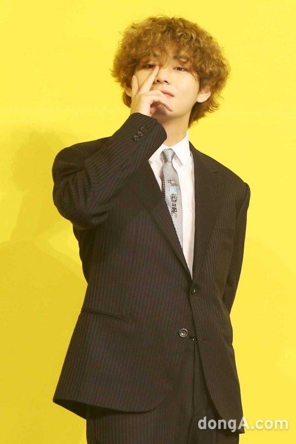 DA포토 방탄소년단, 화가 같은 비주얼